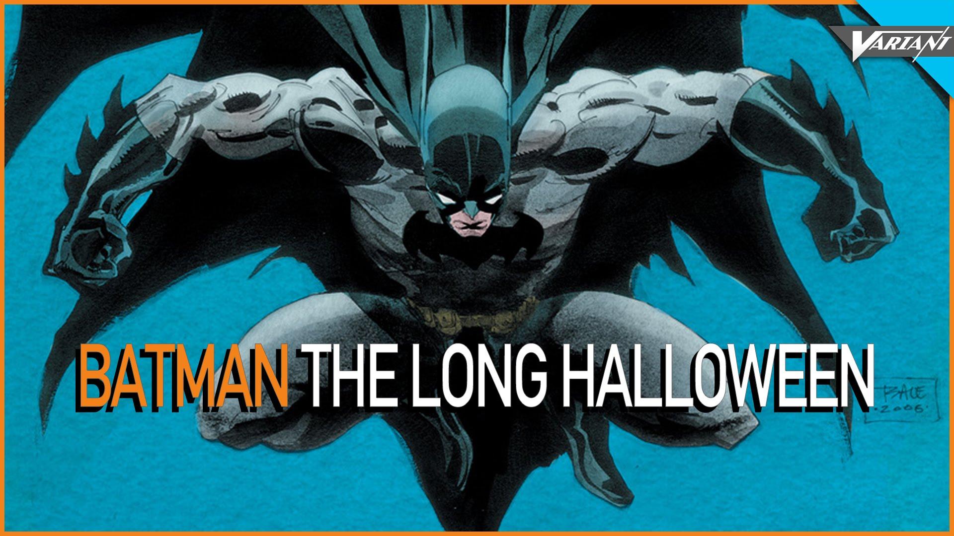 Batman: The Long Halloween Backgrounds on Wallpapers Vista