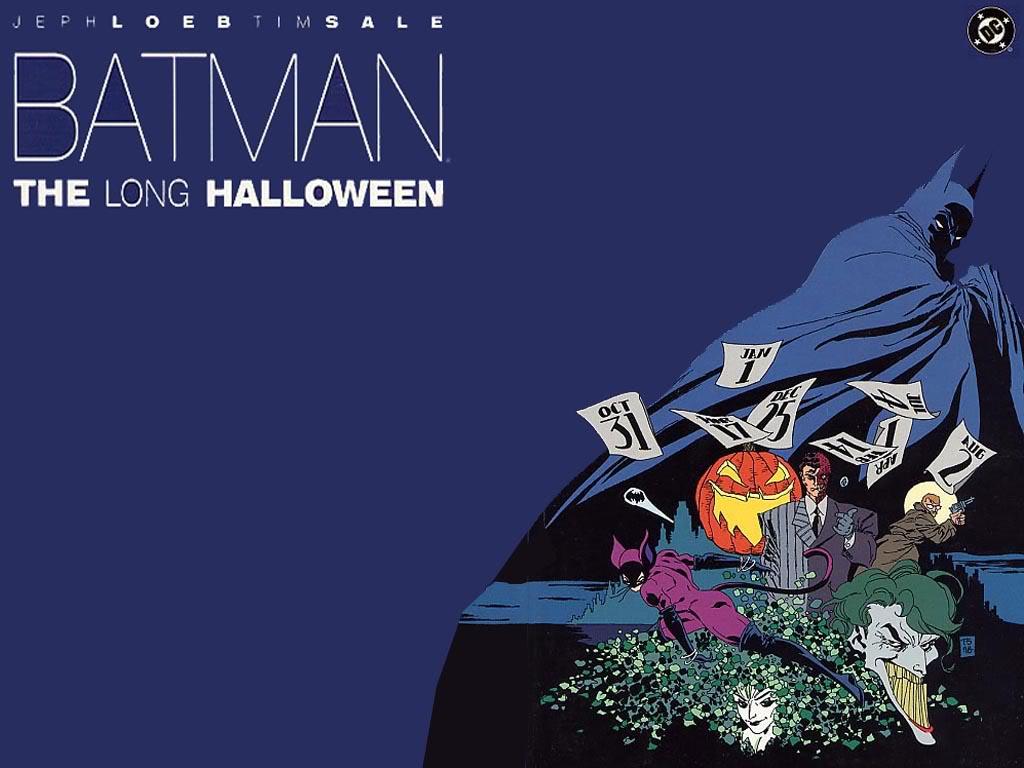 Batman: The Long Halloween Backgrounds, Compatible - PC, Mobile, Gadgets  1024x768 px