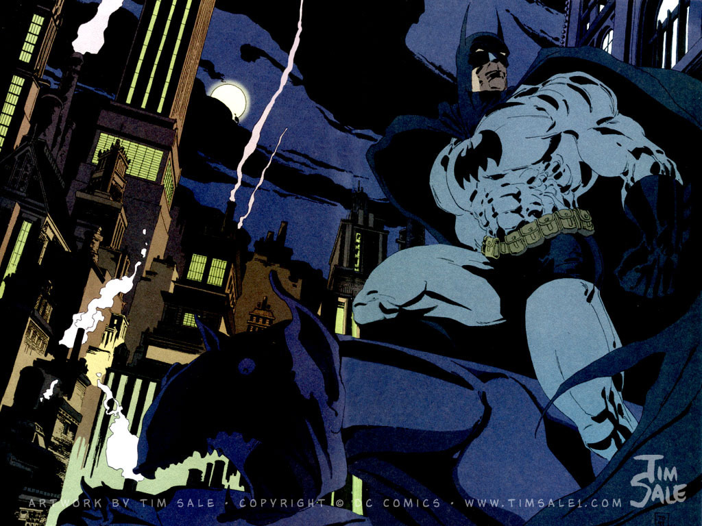 Nice wallpapers Batman: The Long Halloween 1024x768px