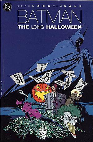 HQ Batman: The Long Halloween Wallpapers   File 54.75Kb