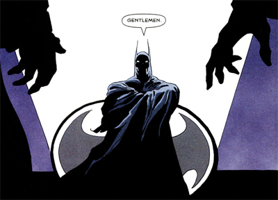Batman: The Long Halloween Pics, Comics Collection
