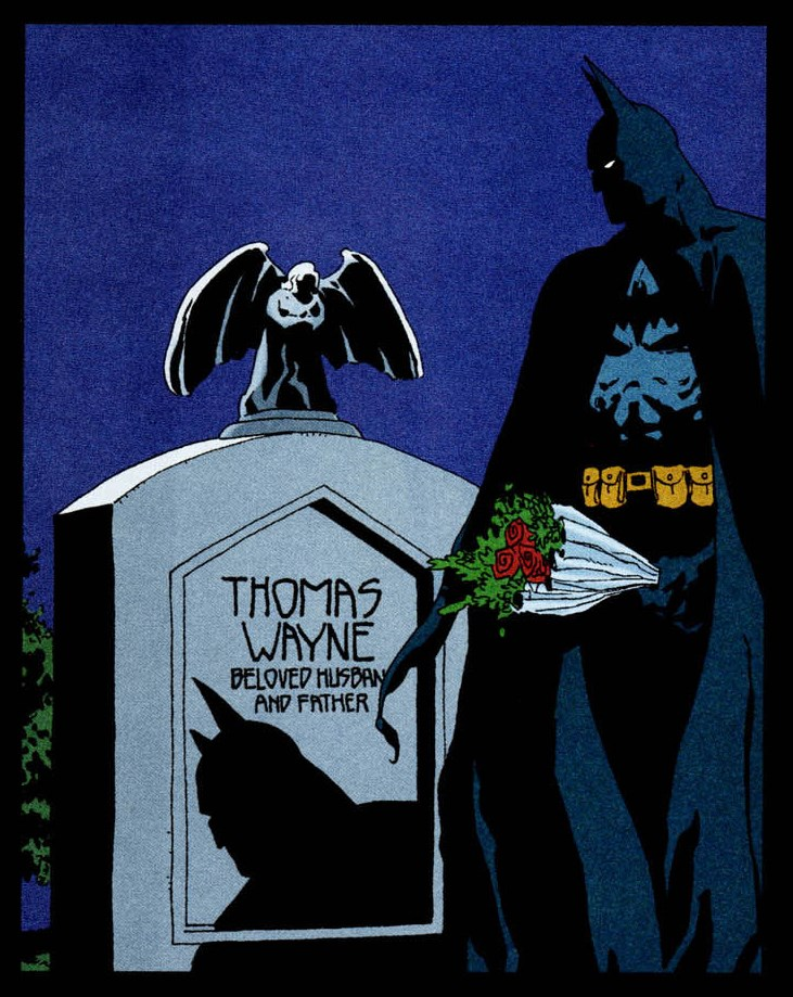 Nice Images Collection: Batman: The Long Halloween Desktop Wallpapers