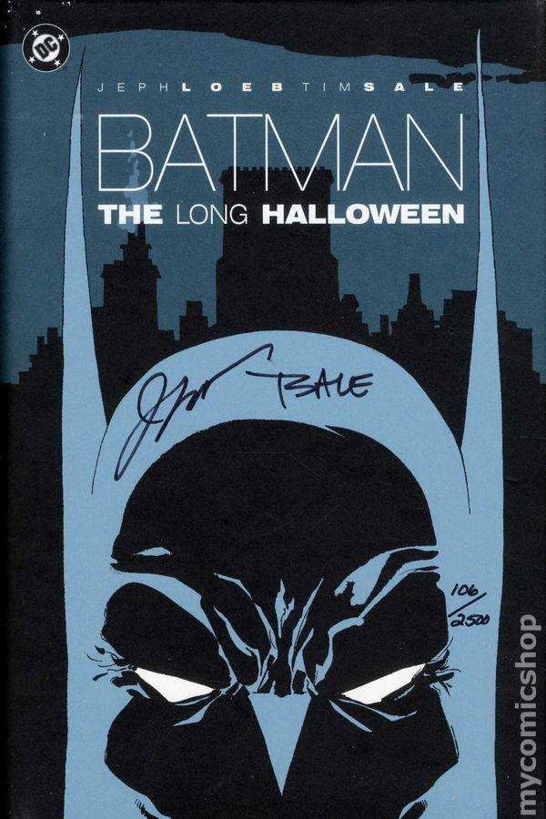 Amazing Batman: The Long Halloween Pictures & Backgrounds