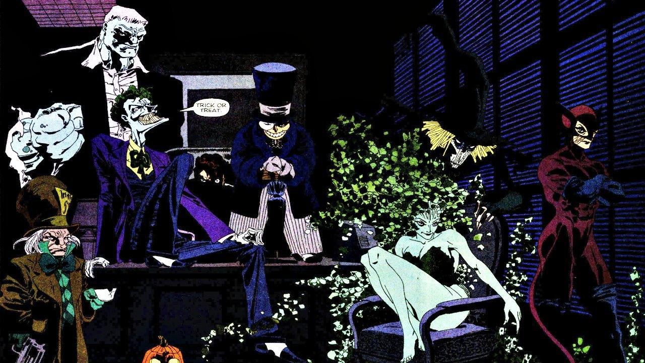 1280x720 > Batman: The Long Halloween Wallpapers