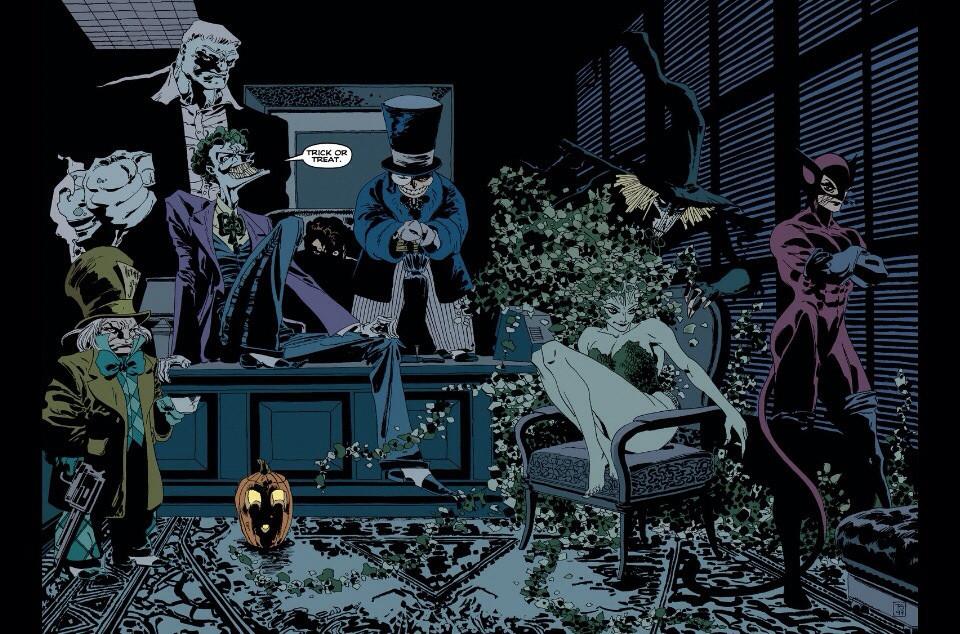 High Resolution Wallpaper   Batman: The Long Halloween 960x634 px