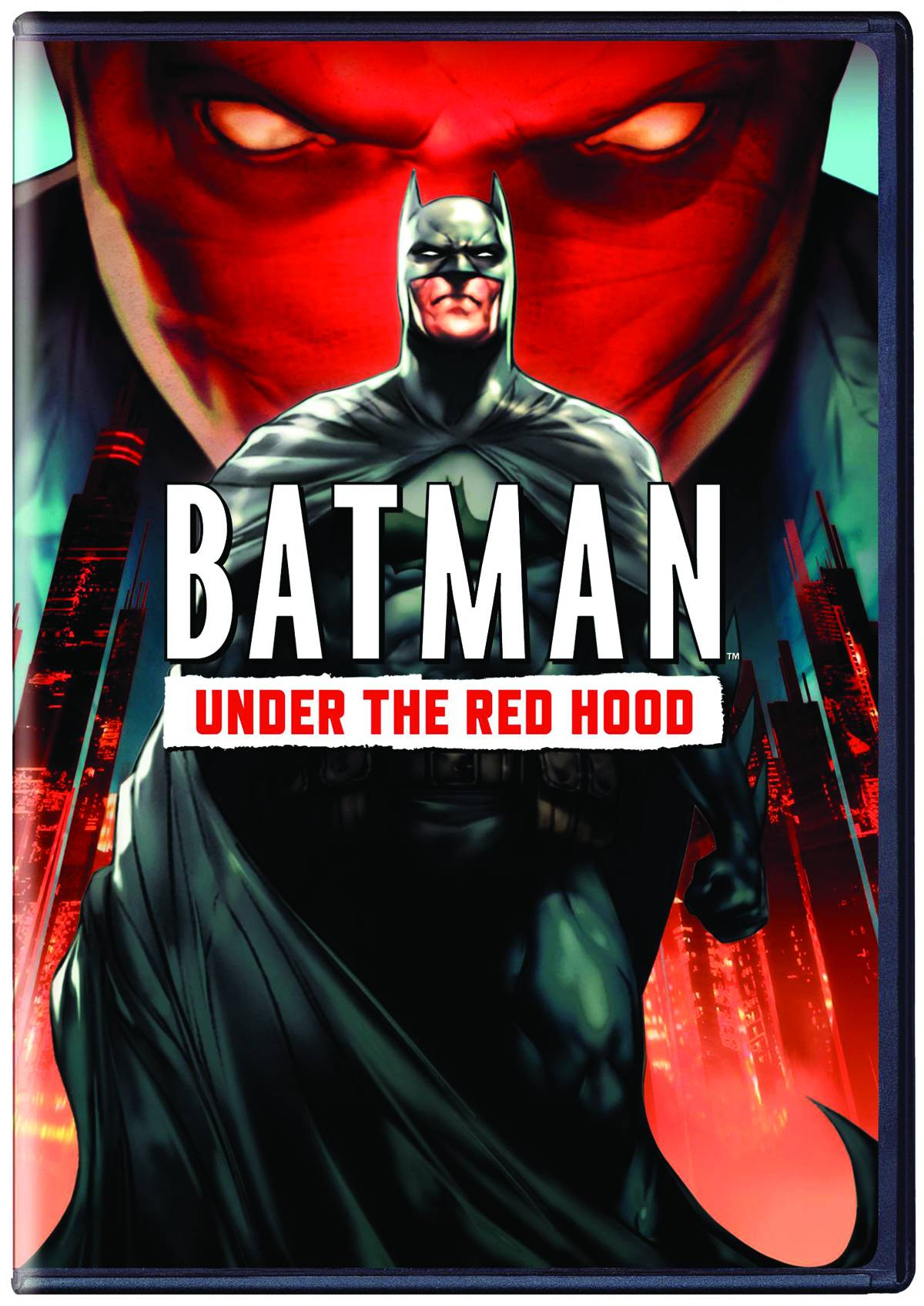 Images of Batman: Under The Red Hood | 1200x1696