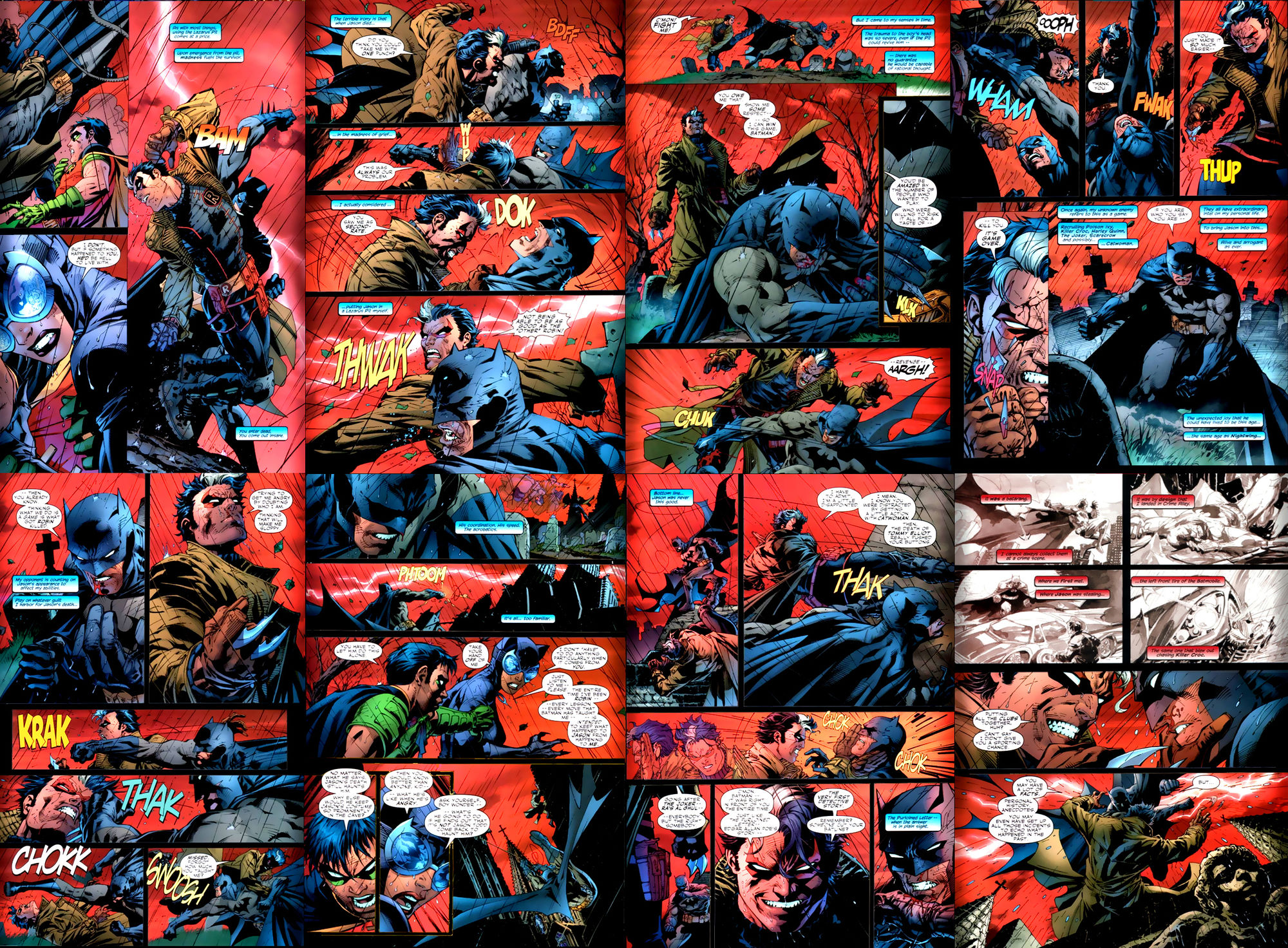 Nice wallpapers Batman: Under The Red Hood 2000x1472px