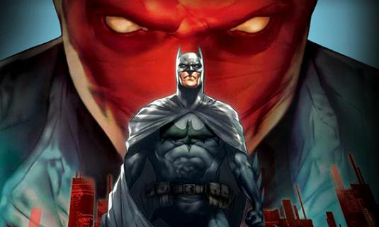 Batman: Under The Red Hood High Quality Background on Wallpapers Vista