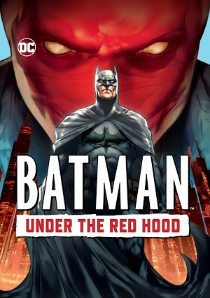 Nice wallpapers Batman: Under The Red Hood 300x426px