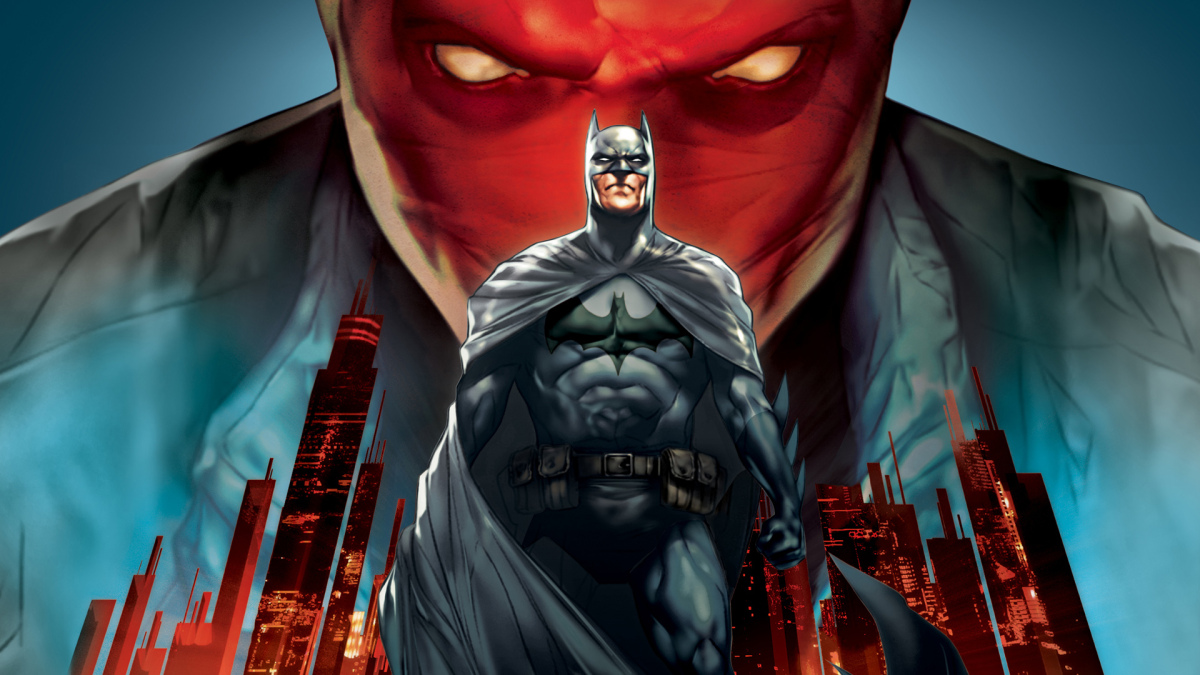 Amazing Batman: Under The Red Hood Pictures & Backgrounds