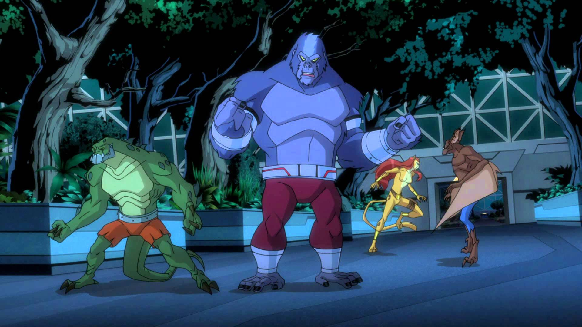 Batman Unlimited: Animal Instincts Pics, Movie Collection
