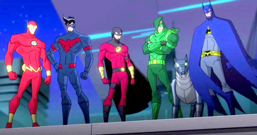 1024x539 > Batman Unlimited: Animal Instincts Wallpapers