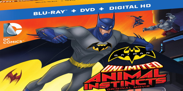 Images of Batman Unlimited: Animal Instincts | 600x300