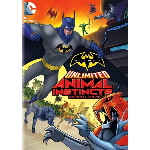 Batman Unlimited: Animal Instincts High Quality Background on Wallpapers Vista