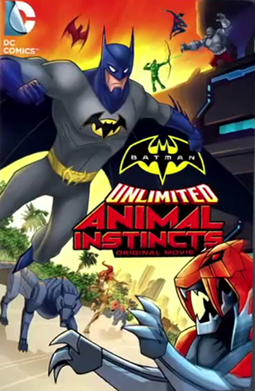 High Resolution Wallpaper | Batman Unlimited: Animal Instincts 509x779 px