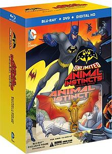 Amazing Batman Unlimited: Animal Instincts Pictures & Backgrounds