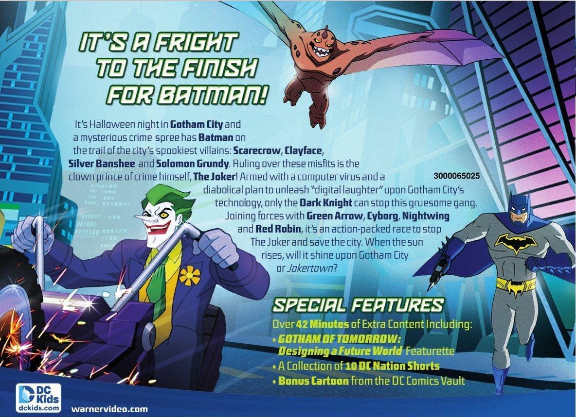 HQ Batman Unlimited: Monster Mayhem Wallpapers | File 226.63Kb