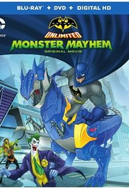 Batman Unlimited: Monster Mayhem #11