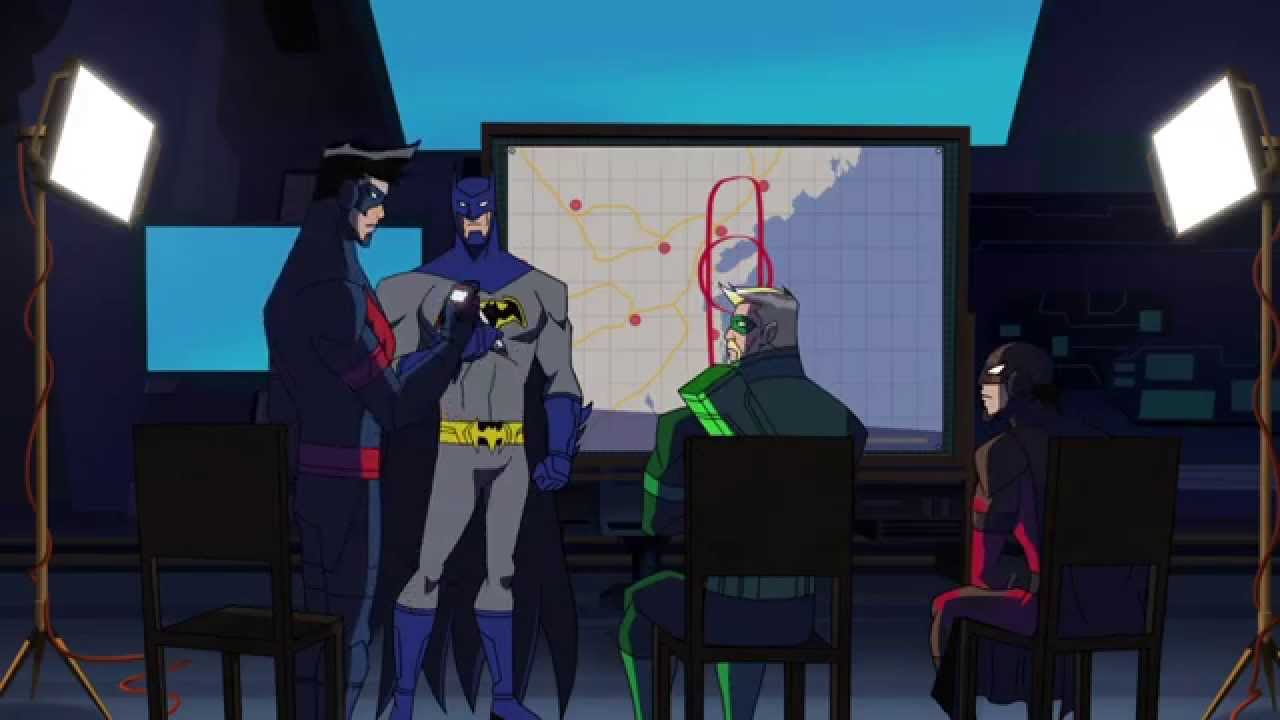 Batman Unlimited: Monster Mayhem Pics, Movie Collection