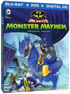 Nice wallpapers Batman Unlimited: Monster Mayhem 273x366px