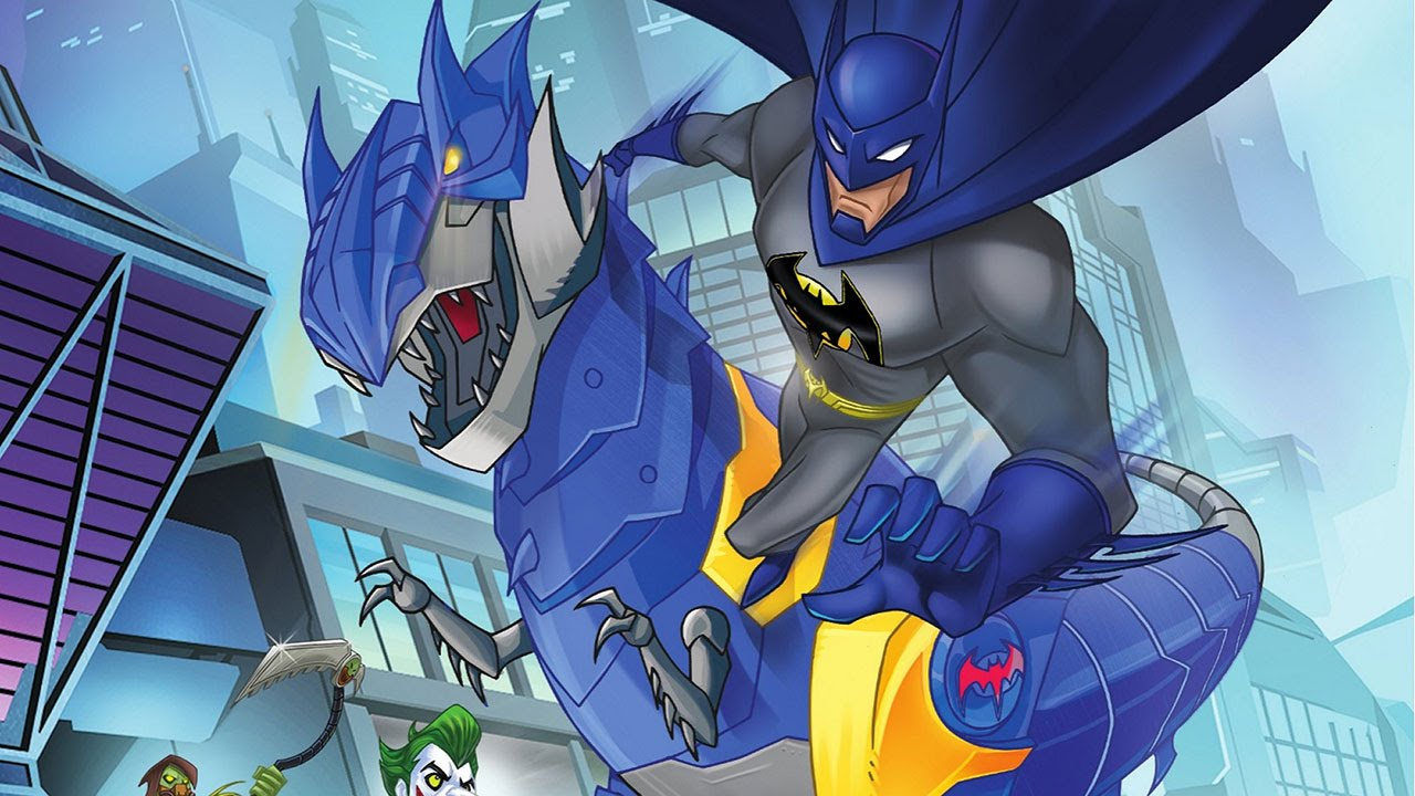 Batman Unlimited: Monster Mayhem #14