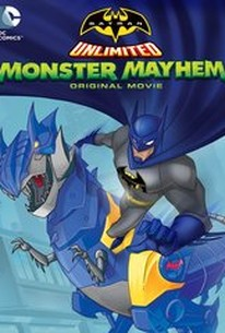 HD Quality Wallpaper | Collection: Movie, 206x305 Batman Unlimited: Monster Mayhem