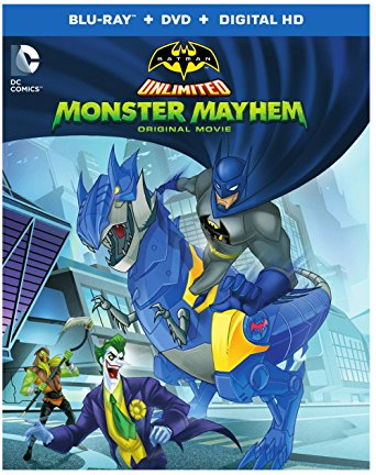 Batman Unlimited: Monster Mayhem #13