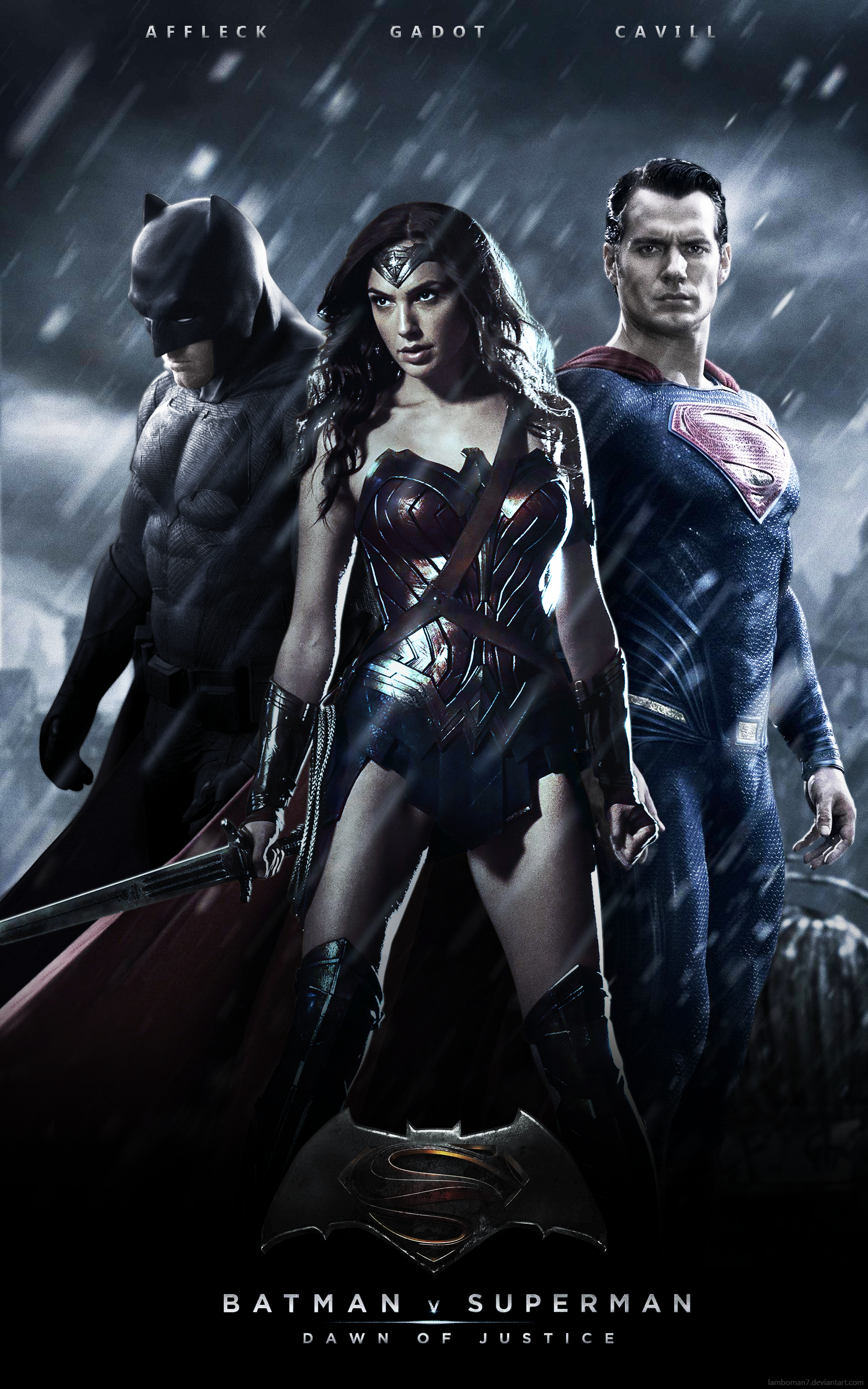 High Resolution Wallpaper | Batman V Superman: Dawn Of Justice 1750x2800 px
