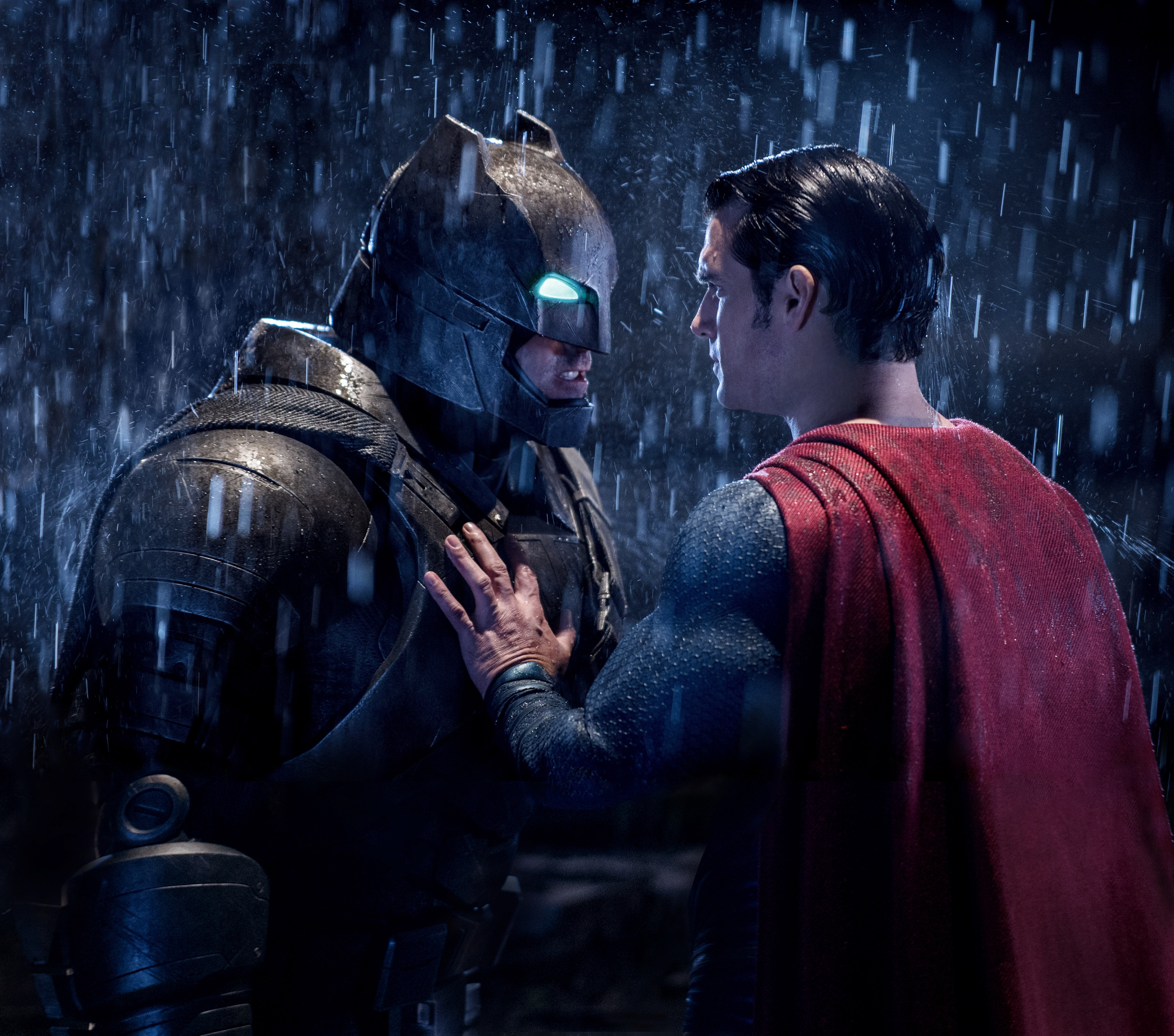 Nice Images Collection: Batman Vs Superman Desktop Wallpapers