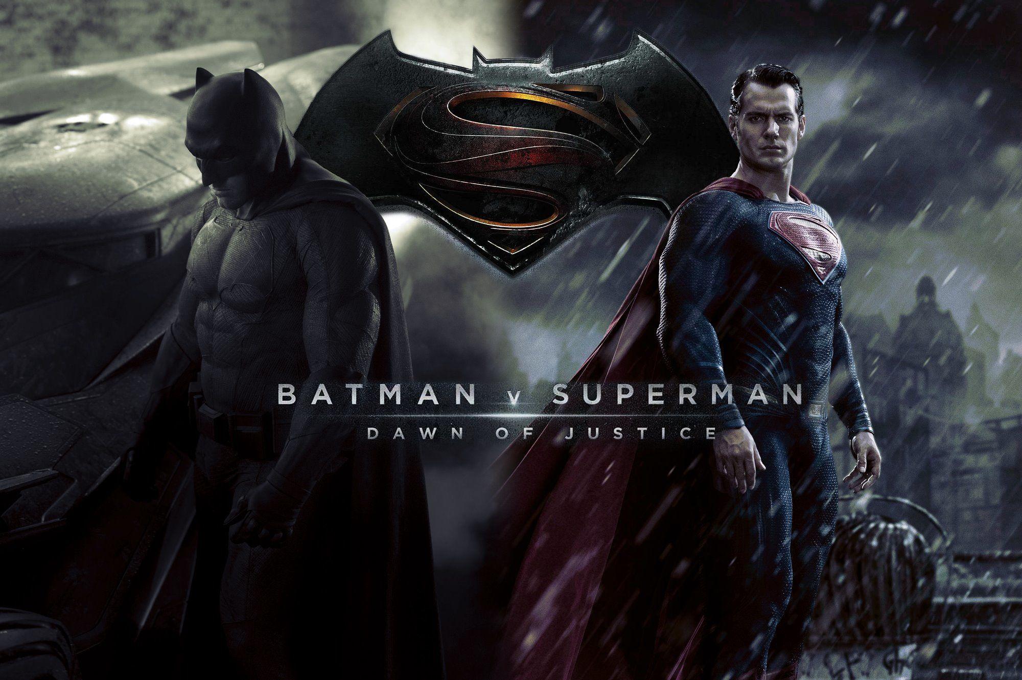 HD Quality Wallpaper | Collection: Comics, 2000x1330 Batman VS. Superman