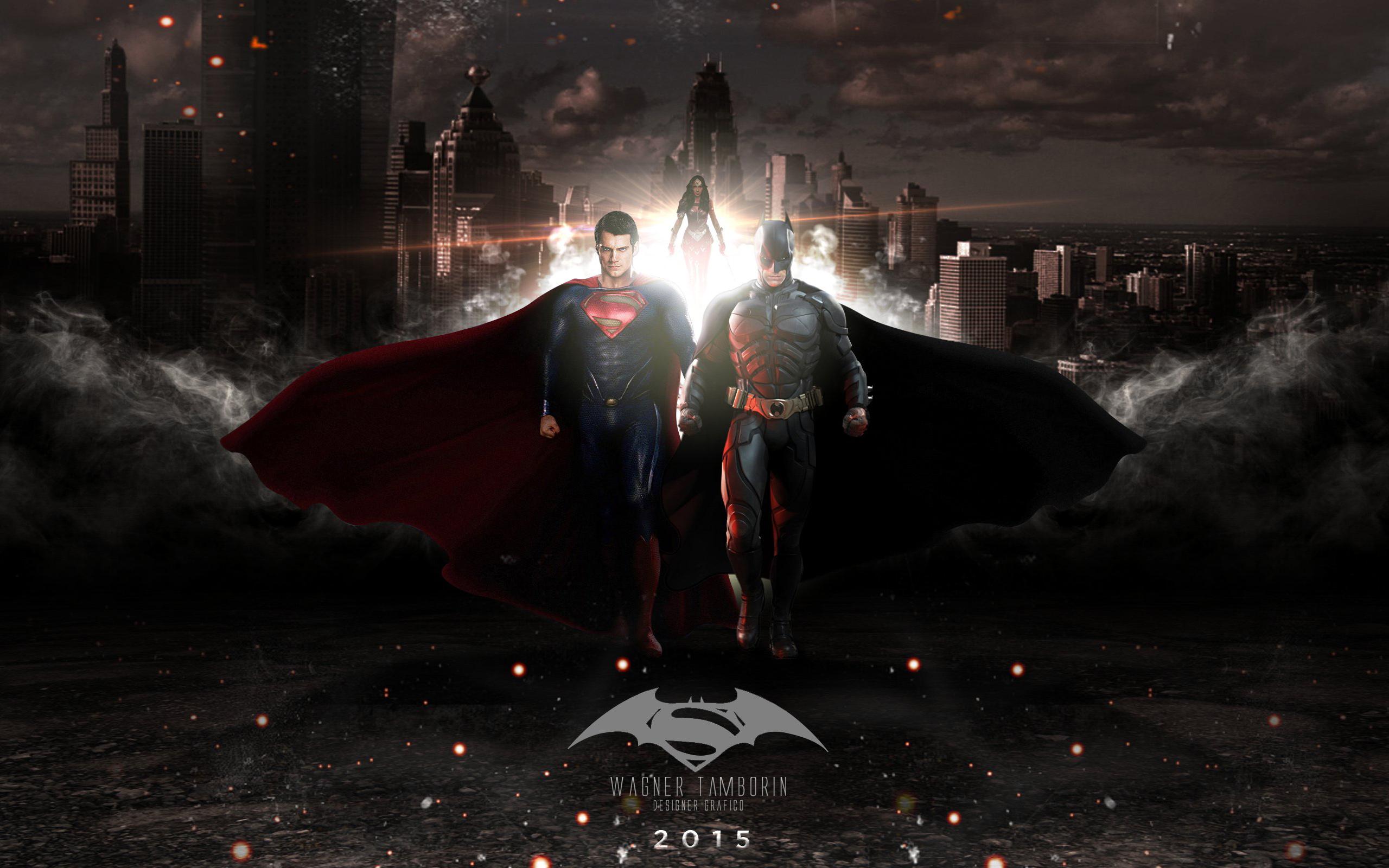 High Resolution Wallpaper | Batman Vs Superman 2560x1600 px