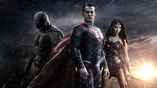 Nice wallpapers Batman VS. Superman 530x298px