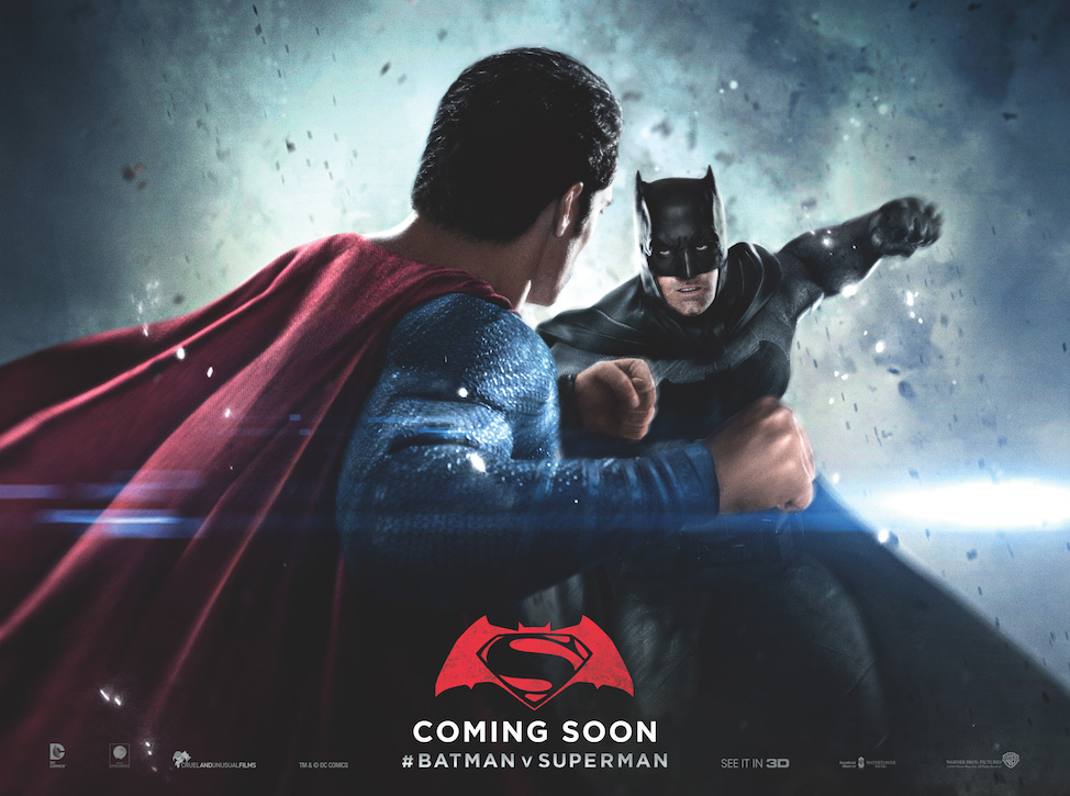 Nice Images Collection: Batman VS. Superman Desktop Wallpapers