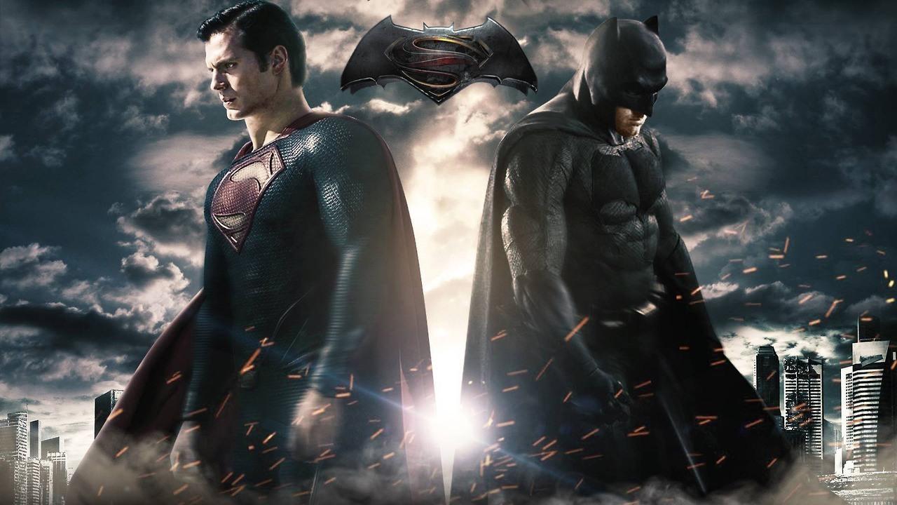 Nice wallpapers Batman VS. Superman 1280x720px