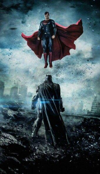 HQ Batman VS. Superman Wallpapers | File 41.78Kb