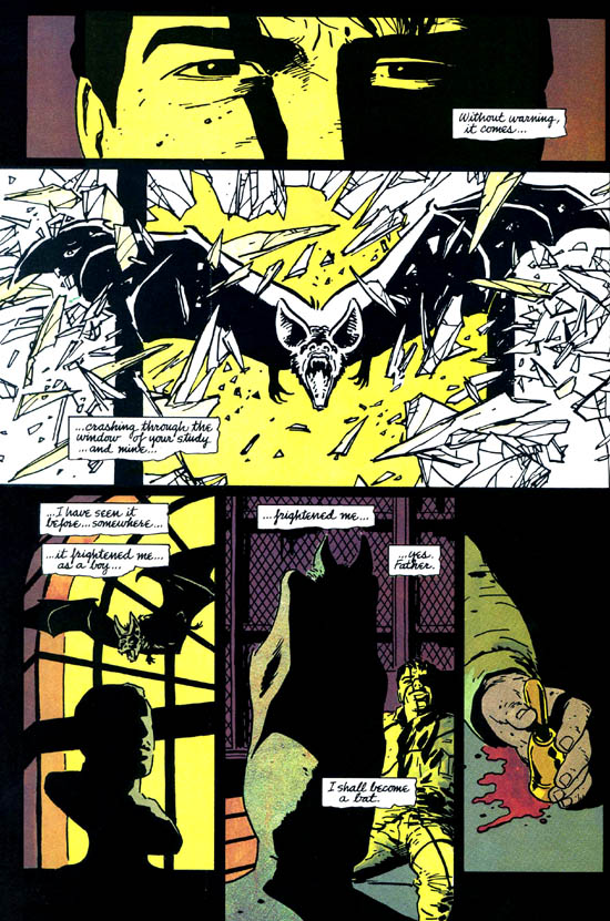 Images of Batman: Year One | 550x831