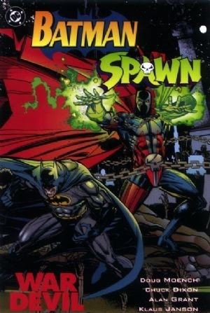 Nice Images Collection: Batman-Spawn: War Devil Desktop Wallpapers