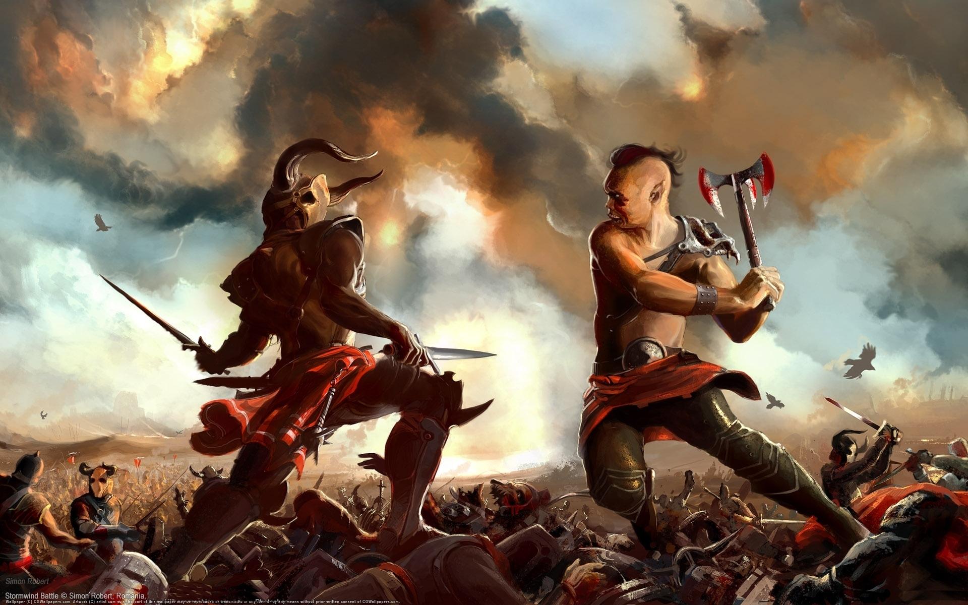 Battle Backgrounds on Wallpapers Vista