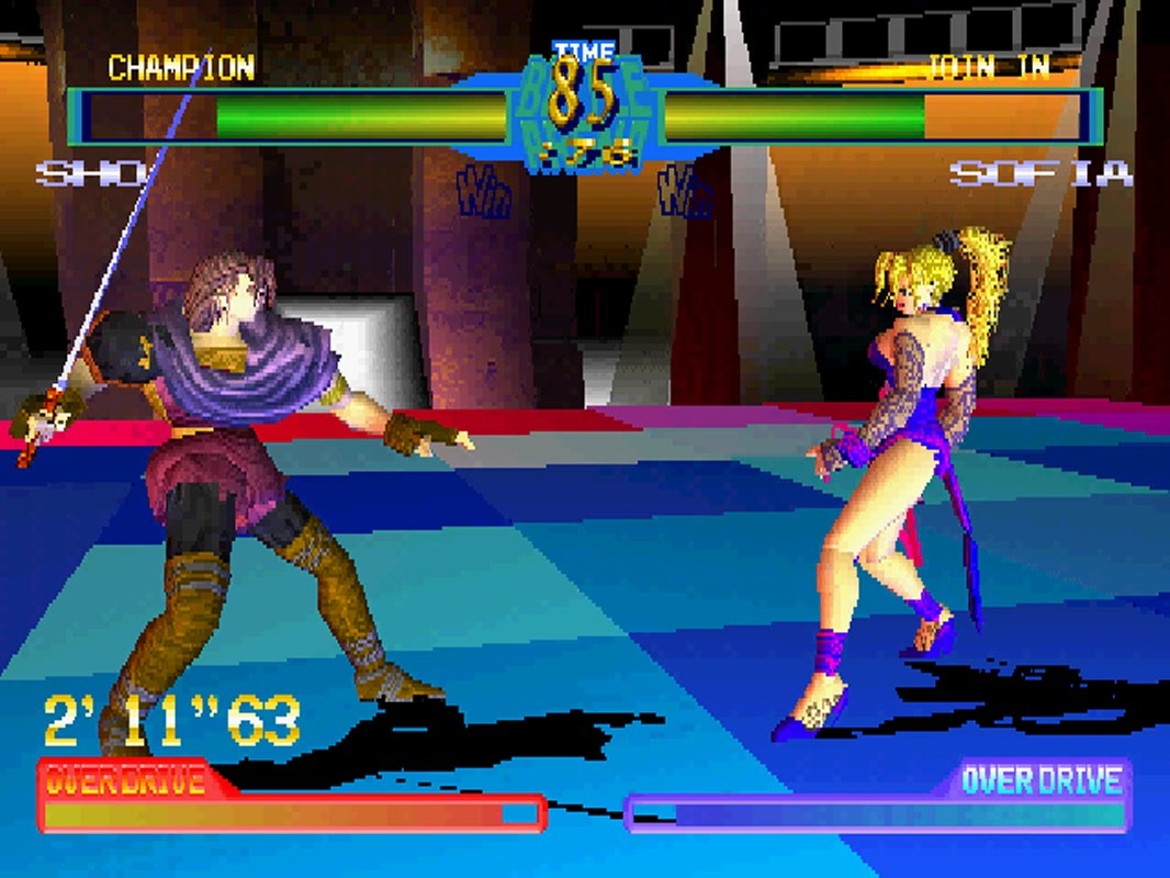 Most Viewed Battle Arena Toshinden 2 Wallpapers 4k Wallpapers