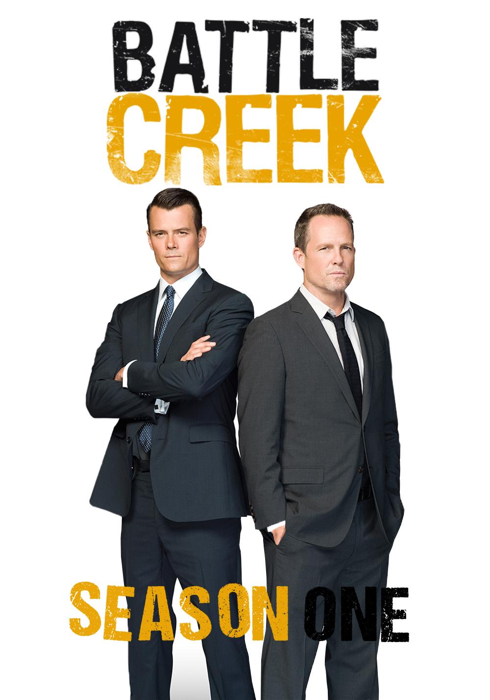 Battle Creek Pics, TV Show Collection