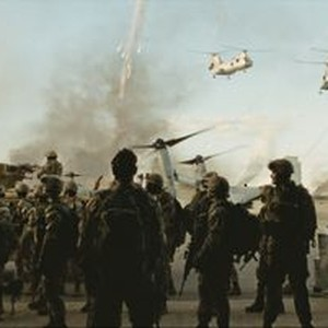 HD Quality Wallpaper | Collection: Movie, 300x300 Battle: Los Angeles