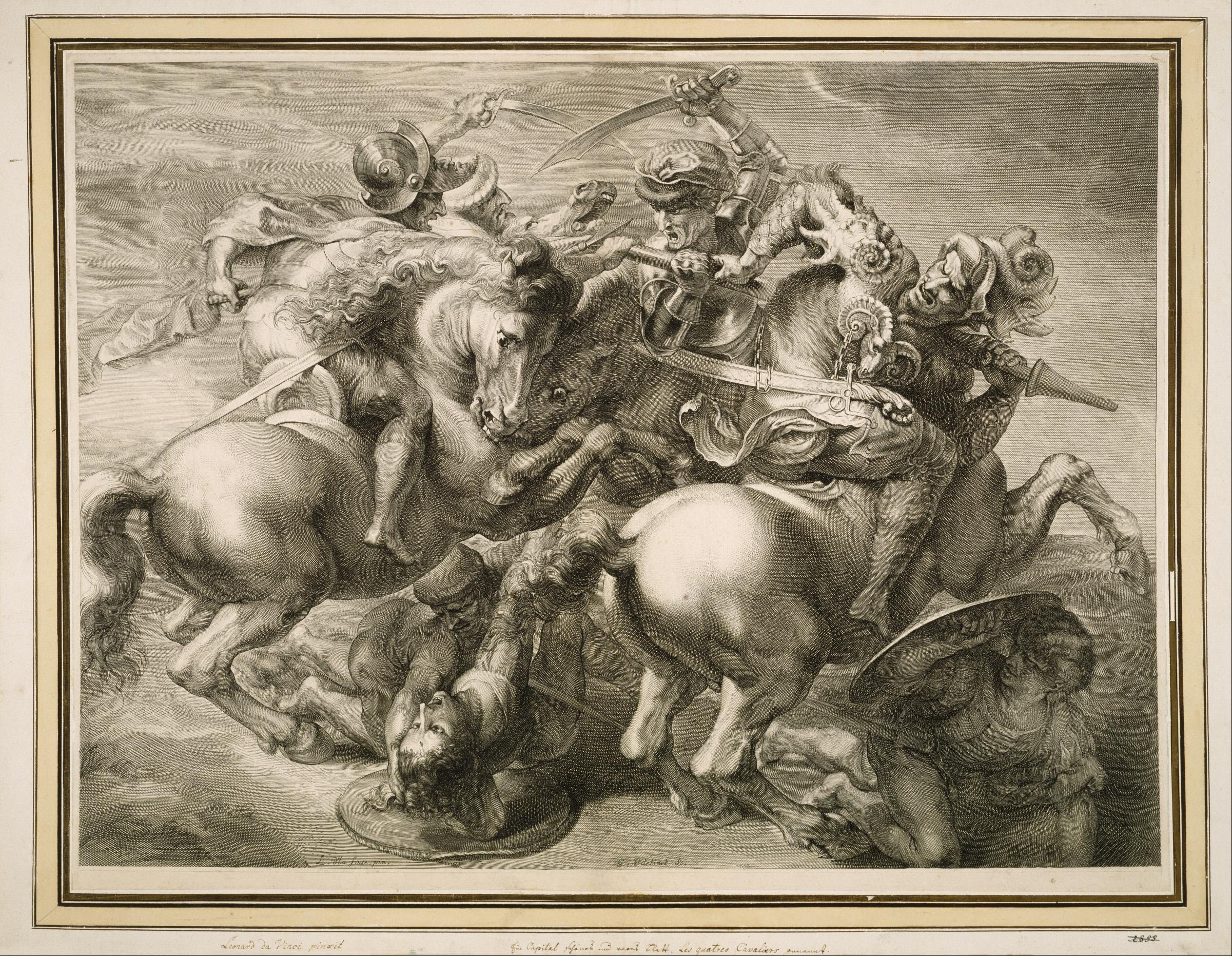 Amazing Battle Of Anghiari Pictures & Backgrounds