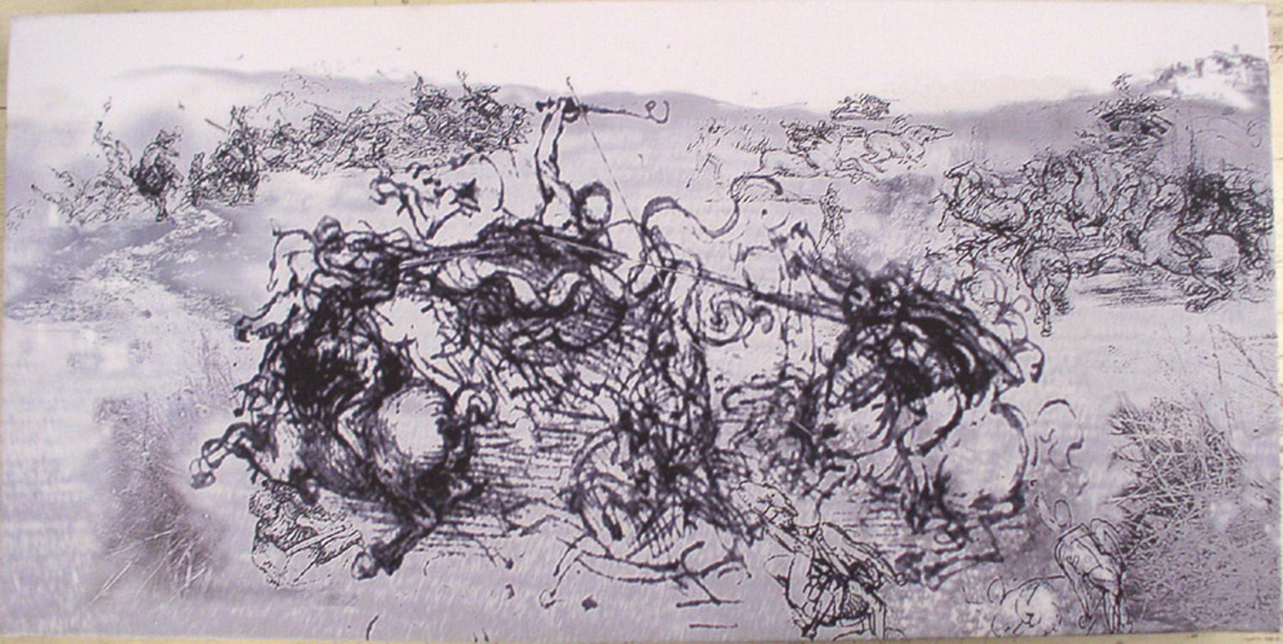 Nice wallpapers Battle Of Anghiari 1800x904px