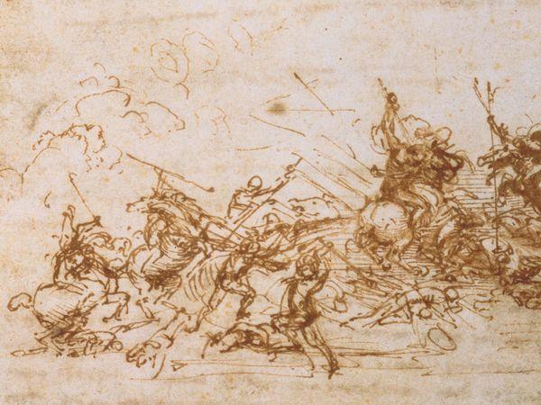 600x450 > Battle Of Anghiari Wallpapers