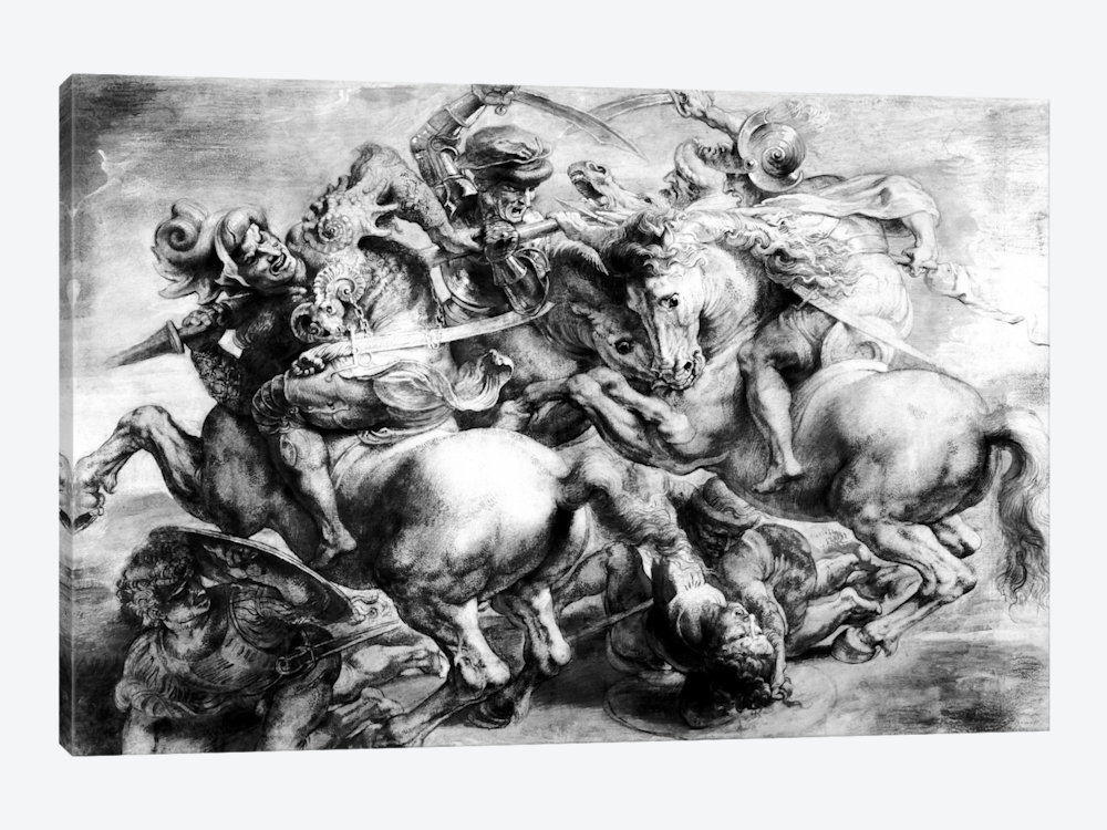 Battle Of Anghiari Backgrounds on Wallpapers Vista