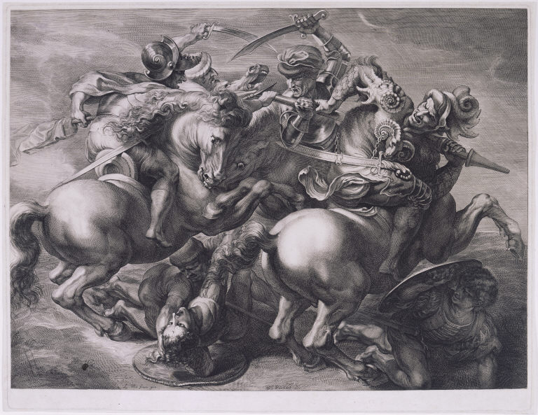 HQ Battle Of Anghiari Wallpapers | File 122.76Kb
