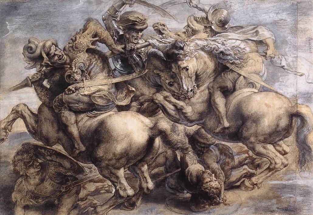 Battle Of Anghiari Pics, Artistic Collection