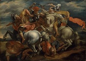 HQ Battle Of Anghiari Wallpapers | File 50.82Kb
