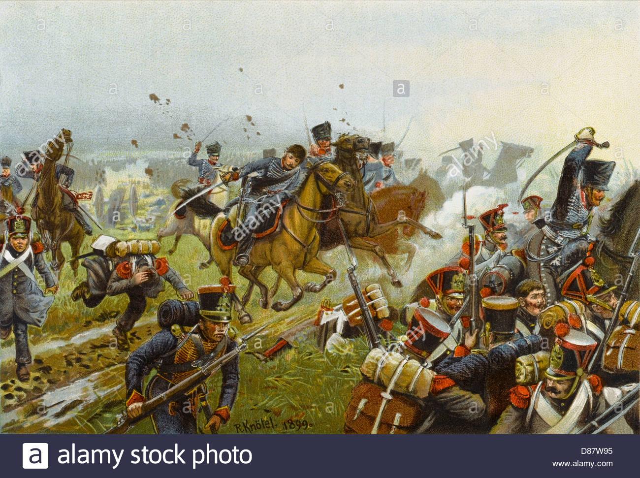 Images of Battle Of Leipzig | 1300x971