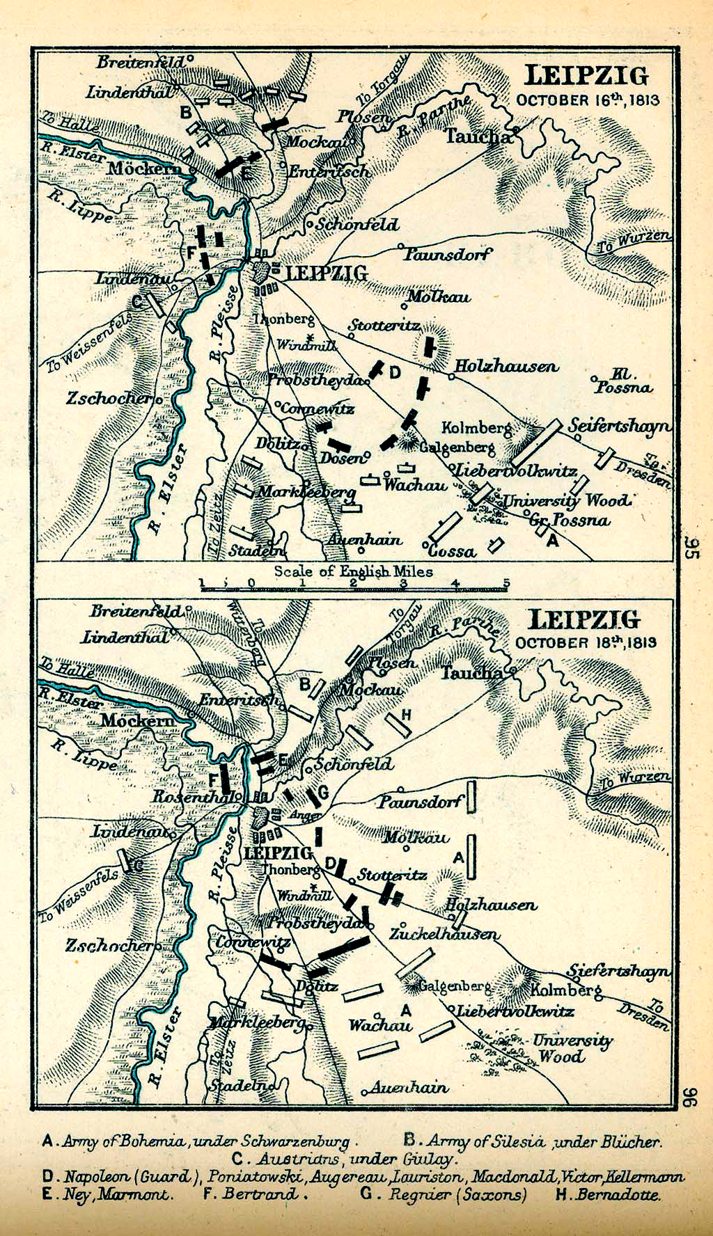 Images of Battle Of Leipzig | 1024x1776